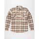 ELEMENT Outback Mens Sherpa Flannel Shirt