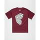 FAMOUS STARS & STRAPS Concrete BOH Boys T-Shirt
