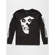 FAMOUS STARS & STRAPS x Misfits Badge Boys T-Shirt