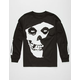 FAMOUS STARS & STRAPS x Misfits Badge Mens T-Shirt