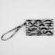 Mustache Glitter Wallet
