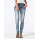 MISS ME Womens Skinny Jeans