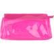 Neon Seethrough Cosmetics Case