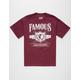 FAMOUS STARS & STRAPS Hard Liquor Mens T-Shirt