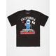 RIOT SOCIETY Cali Space Boys T-Shirt
