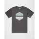 BILLABONG Means Mens T-Shirt