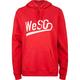 WESC Baseball Womens Hoodie