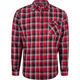 BLUE CROWN Axed Buffalo Plaid Mens Shirt