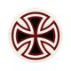 INDEPENDENT Cross 3 Sticker