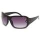 FULL TILT Rhinestone Lens Sunglasses