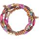 FULL TILT Bead Coil Bracelet