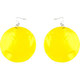 FULL TILT Shell Disc Earrings
