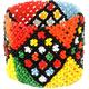 FULL TILT Seed Bead Stretch Bracelet