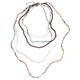 FULL TILT 5 Row Mixed 34 Necklace
