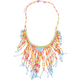 FULL TILT Seed Bead Bib 16 Necklace