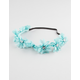 FULL TILT Chiffon Flower Headband