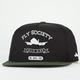FLY SOCIETY Fly Division Mens Snapback Hat