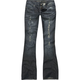 ZCO Destructed Womens Jeans