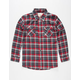 COASTAL Good Thing Boys Flannel Shirt