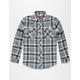 DISTORTION Penn Boys Flannel Shirt