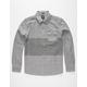VOLCOM Banded Mens Flannel Shirt