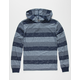 DISTORTION Indigo Boys Lightweight Hoodie