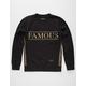 FAMOUS STARS & STRAPS Flux Mens Sweatshirt