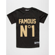 FAMOUS STARS & STRAPS First String Mens Jersey