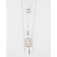 FULL TILT 3 Layer Crystal Dreamcatcher Necklace