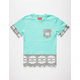 AYC Hawkeye Mens Pocket Tee