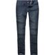 VIGOSS Silver Back Womens Skinny Jeans