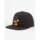 NEFF Disney Collection Mickey Blocks Boys Snapback Hat