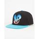 NEFF Disney Collection Palms Mickey Prime Boys Snapback Hat