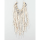 FULL TILT Beaded Fringe Statement Necklace