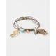 FULL TILT 4 Piece Dreamcatcher/Feather Friendship Bracelets