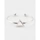 FULL TILT Dainty Triangle Cuff Bracelet