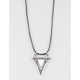 FULL TILT V Bar Necklace