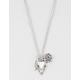 FULL TILT Double Triangle/Leaf/Dreamcatcher Charm Necklace
