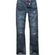 VIGOSS Cord Back Womens Bootcut Jeans