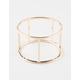 FULL TILT Geometric Bars Cuff Bracelet