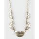 FULL TILT Ethnic Charm Necklace