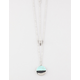 FULL TILT 2 Layer Turquoise Necklace