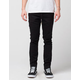 CHARLES AND A HALF Elastic Waist Mens Skinny Tapered Pants
