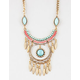 FULL TILT Chandelier Statement Necklace
