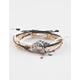 FULL TILT 4 Piece Tree/Bird Bracelet Set