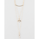 FULL TILT 3 Row Bird/Twig Necklace