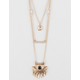 FULL TILT Coin/Boho Swag Necklace