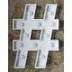 ANKIT Hashtag Marquee Light
