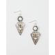 FULL TILT Turquoise Aztec Earrings