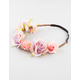 FULL TILT Beautiful Flower Crown